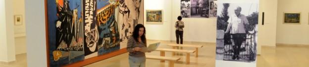 פעילות במוזיאון הדרכות, השתלמויות, מעבאדא, ימי כיף